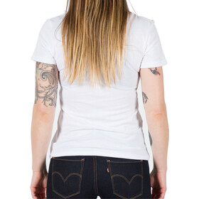 POLER Venn Bluzka z krótkim rękawem Kobiety, white